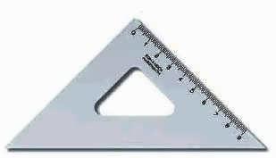 Треугольник 45*113 бесцветный Koh-i-noor