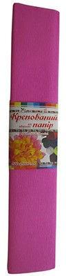 Бумага гофрированная №11, розовая 50*200 см (Мицар)