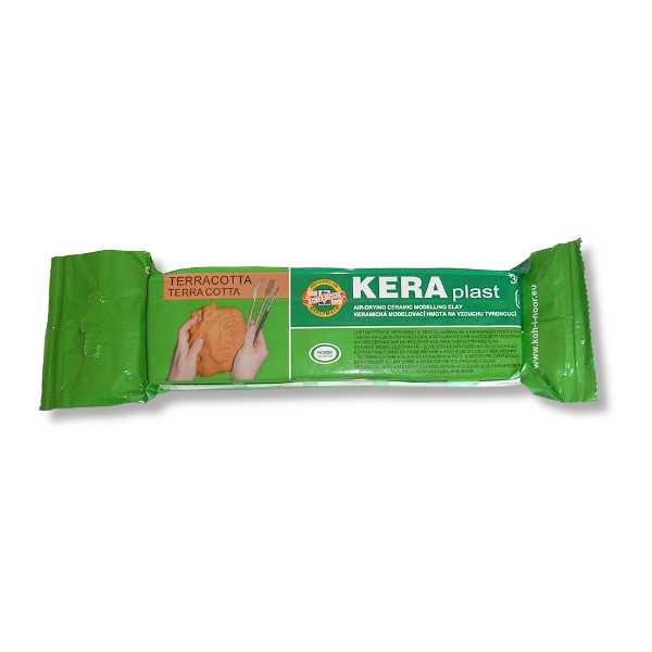 Пластилин Keraрlast 300 г терракота