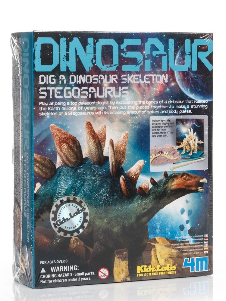 Игровой набор: Детская лаборатория. Раскопки Стегозавр