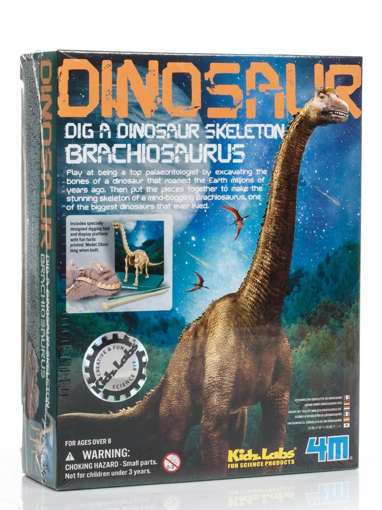 Игровой набор: Детская лаборатория.Раскопки Брахиозавр