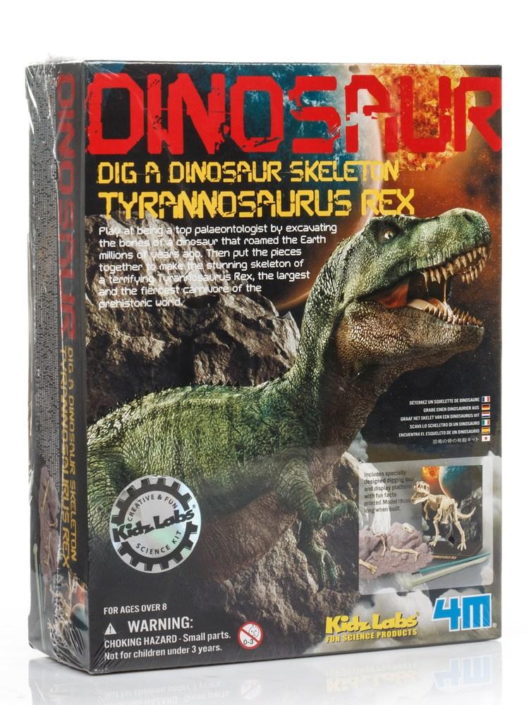 Игровой набор: Детская лаборатория. Раскопки Тиранозавр Рекс