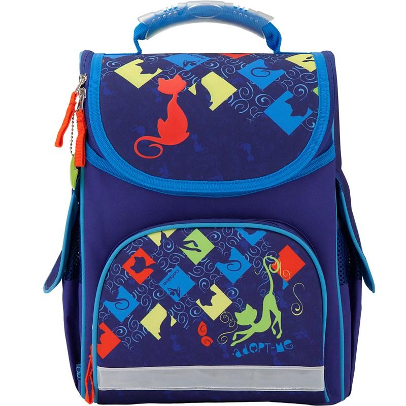 Рюкзак школьный каркасный 5001S-1