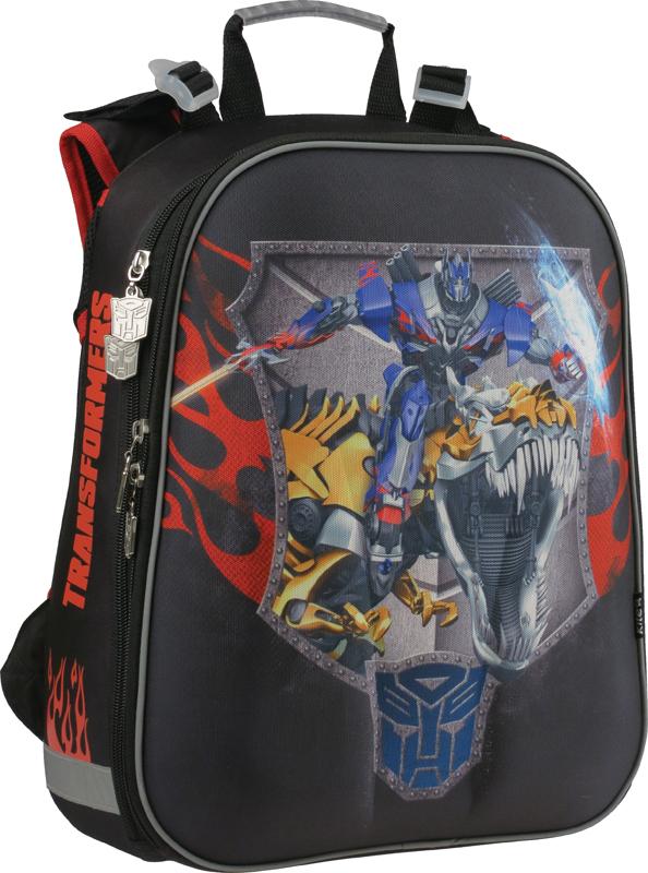 Рюкзак школьный каркасный 531 Transformers