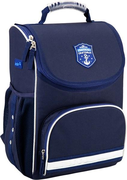 Рюкзак школьный каркасный 701 Nautical