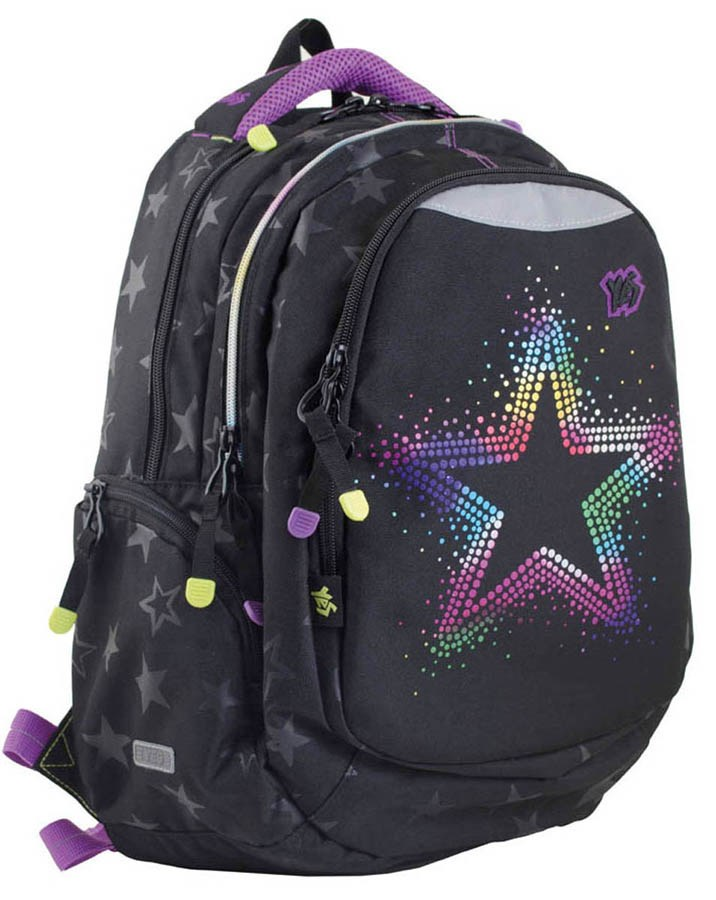 Рюкзак подростковый Т-22 Star , 43*30*15