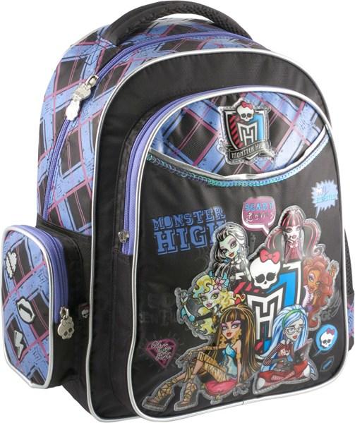 Рюкзак школьный Monster High 511