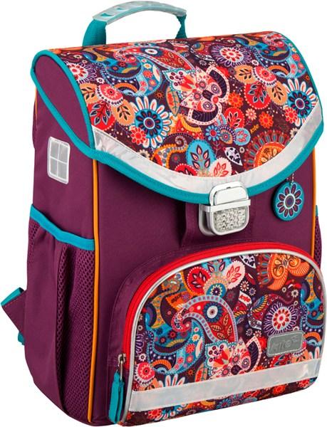 Рюкзак школьный каркасный 529 Bright