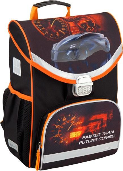 Рюкзак школьный каркасный 529 Speed