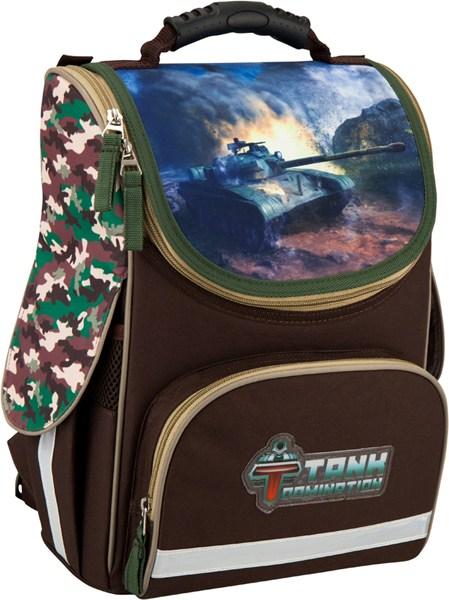 Рюкзак школьный каркасный 501 TD