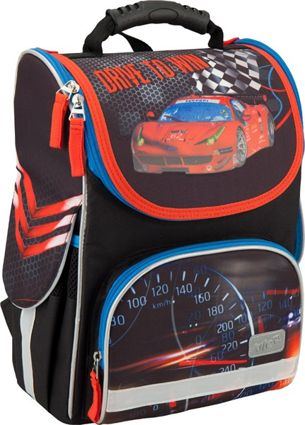 Рюкзак школьный каркасный 501 Drive