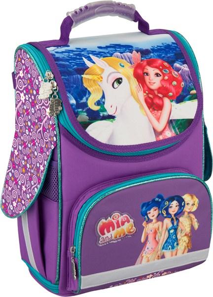 Рюкзак школьный каркасный 501 M&M-2