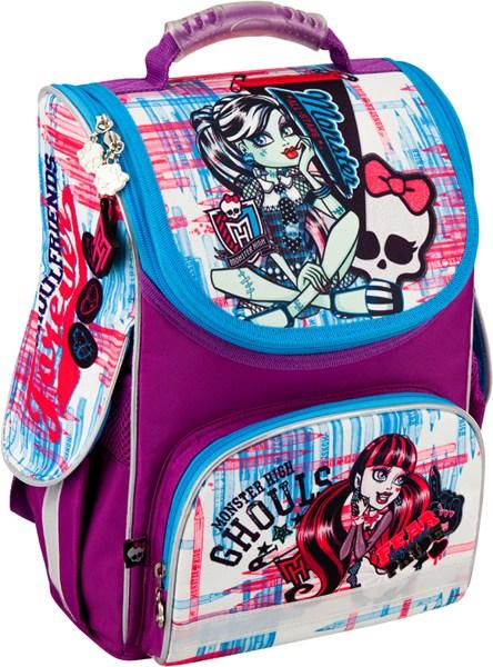 Рюкзак школьный каркасный 501 MH-1
