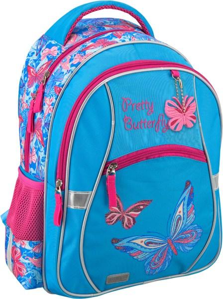 Рюкзак школьный 523 Pretty Butterfly