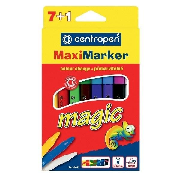 Фломастеры Magic 8 цв.