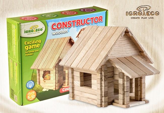 Конструктор Загородный домик