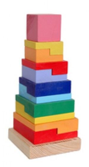 Піраміда  Квадрат РУДІ