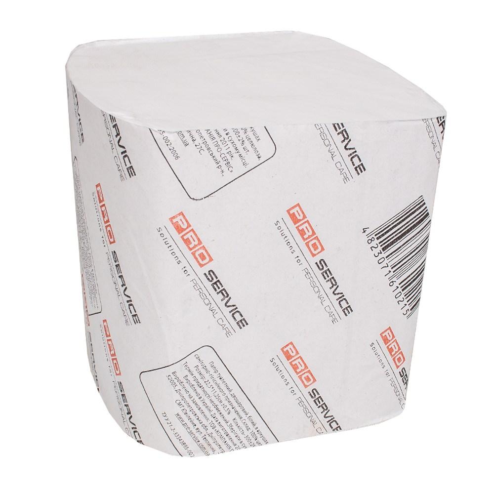 Туалетная бумага  PRO 2сл/ 300 шт  в листах