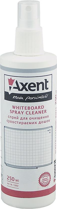 Спрей для очистки сухостираемых досок, 250 мл Axent