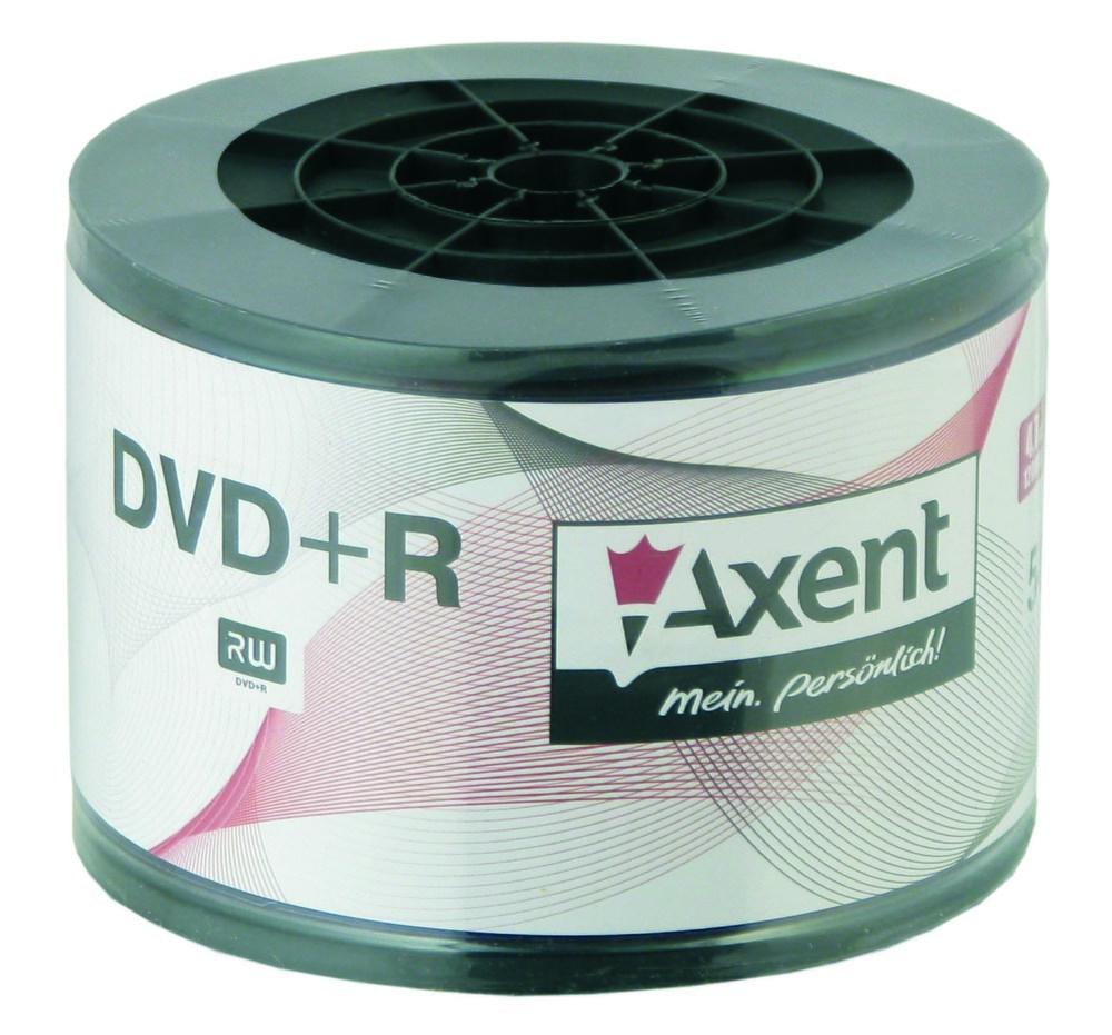 Компакт-диск DVD+R 4,7GB/120min 16X, 50 шт, bulk