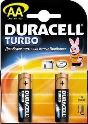 Батарейка DURACELL LR06 (АА) MN1500 1x18шт.
